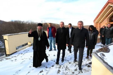 Shuamta  meets the tourists with the renewed Infrastructure