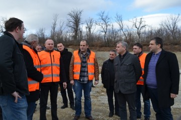 Rehabilitation Works for Telavi and Usakhelo Ravines are ongoing