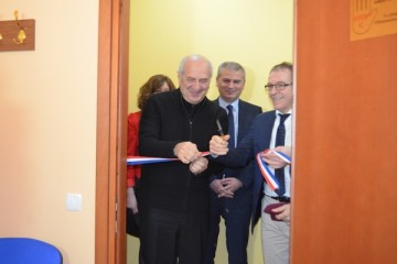 The (HCV) consulting-room was opened  at  'Kakheti Ion' medical centre