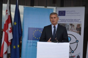 The 'Forum of  Employment'  took  place in Telavi